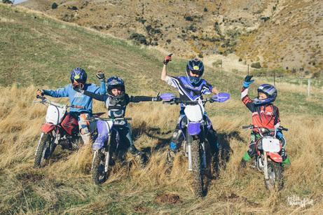 peewee riders