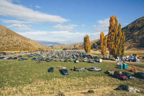 riders at wanaka trail ride