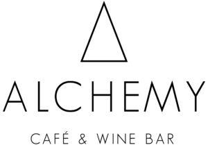 Alchemy logo _ cafe wine bar
